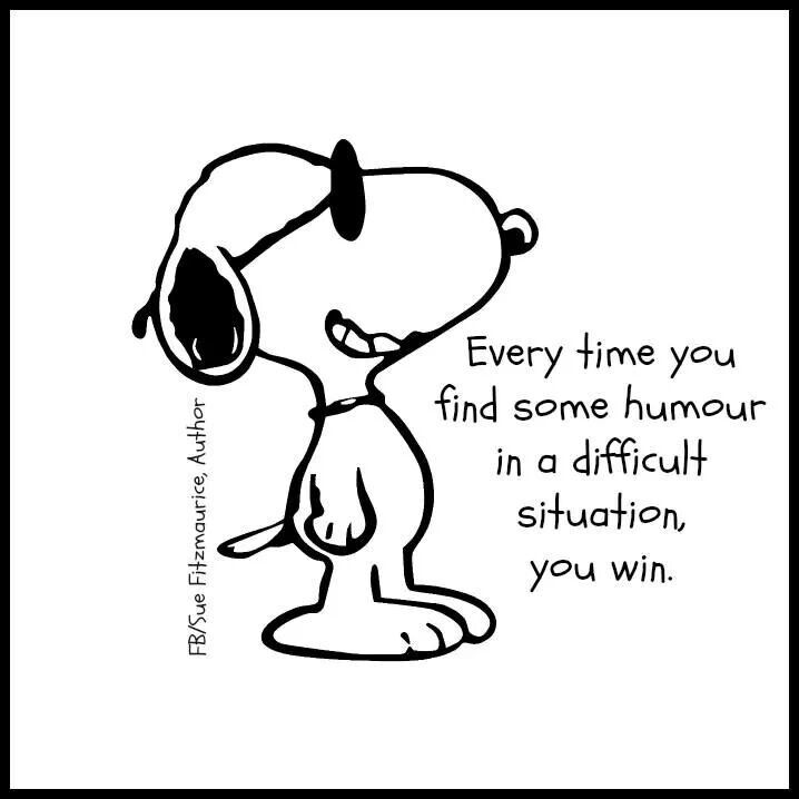Humor Inspirational Quotes: Find Humor In Difficult Situation