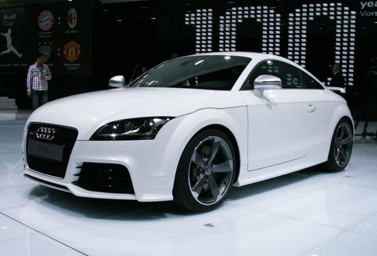 Audi TT RS White. September 2nd, 2010 View Comments Posted in Audi
