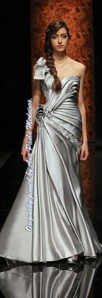 Best Designer Randa Salamoun Images On Pinterest Dress - Models wearing amazing dresses in the worlds most beautiful locations
