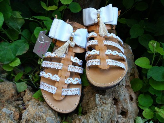 Boho style Bohemian sandals Greek leather sandals by Byhandtoheart