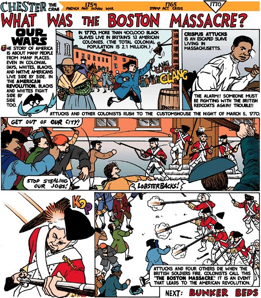 SOLutions: What was the Boston Massacre?