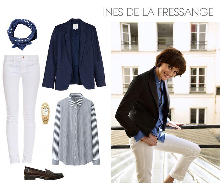French Style Fashion Pinterest Kombis Und Garderoben