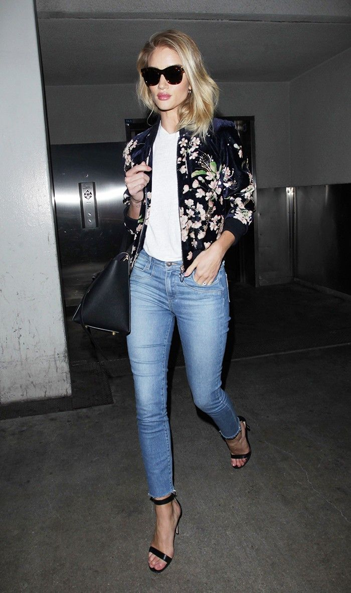 Travel fashionably: The best celebrity airport style ...