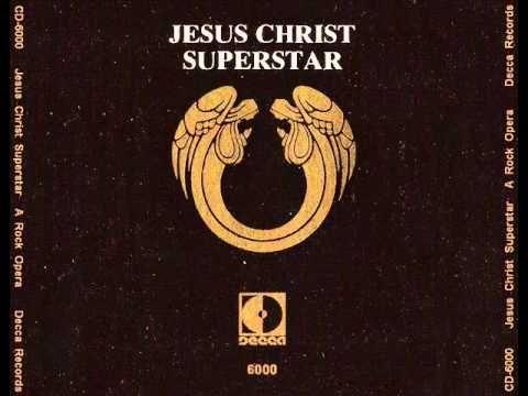 Jesus Christ Superstar - Tim Rice & Andrew Lloyd Webber - original FULL ALBUM 1970 with Ian Gillan (Deep Purple)