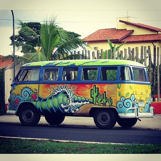 56 Best Images About Hippie Cars
