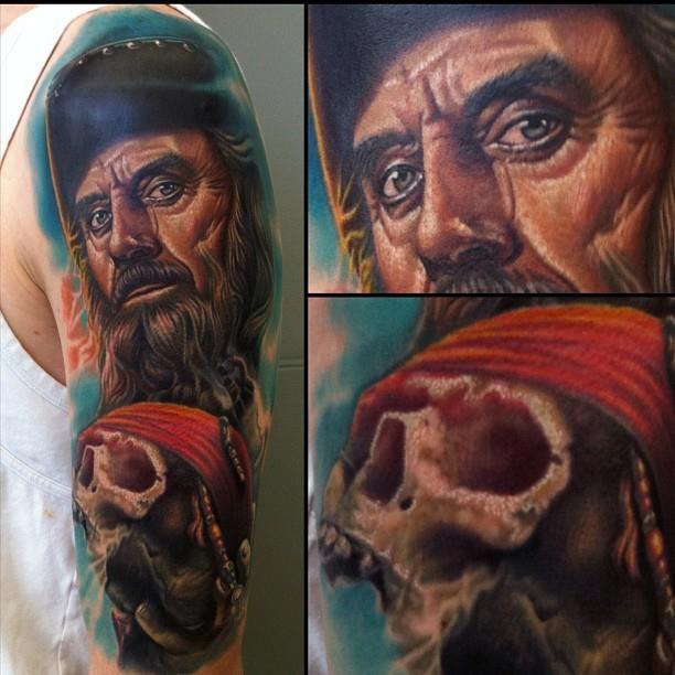 Nikko Hurtado   Tattoo Art Project