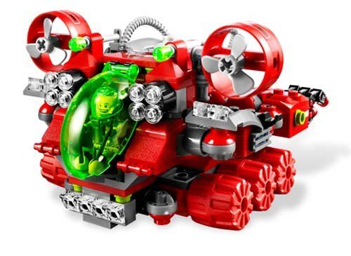 Lego-Atlantis-Undersea Explorer