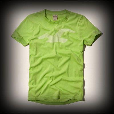 Hollister メンズ Tシャツ  ホリスター Warner Springs T-Shirt Tシャツ  ★人気アメカジブランド。日本でも多くの有名人が愛用しているホリスター。話題の今季新作アイテム。 ★ヴィンテージウォッシュがコーディネイトしやすくて個性的な古着っぽい味がでてお洒落なTシャツ。
