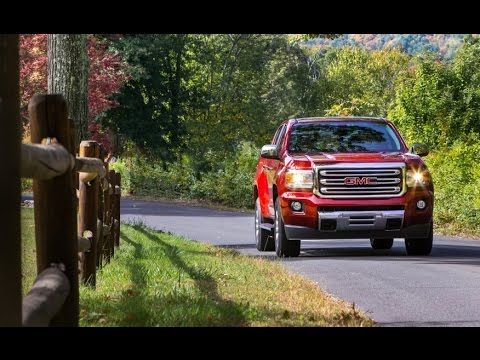 Chevy Colorado/GMC Canyon Diesels Are Being Released to Dealers| 2016 Ch...