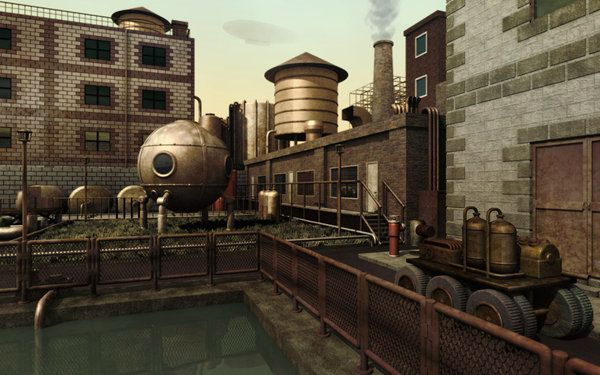 The Factory by *ark4n on deviantART