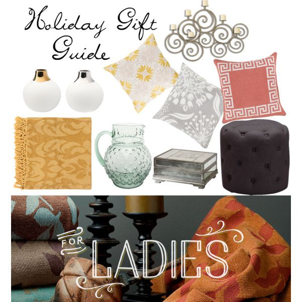 """Gift Guide for the Ladies"" by smartfurniture on Polyvore"