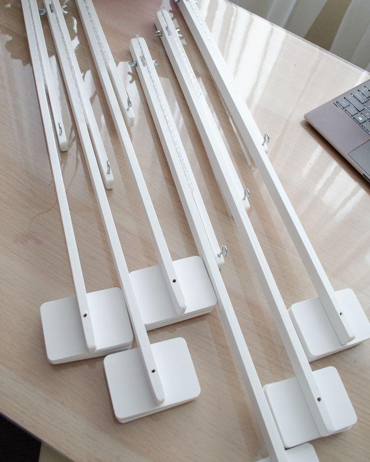 Baby Mobile Arm Mobile Holder Mobile Hanger Crib Mobile In 2020 White Wooden Hangers Baby Mobile Arm Mobile Hanger