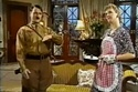 """""""Heil Honey, I'm Home."""" This sitcom about Adolph Hitler, his wife Eva, and their inability to get along with their Jewish neighbors, was cancelled by Britain's Galaxy network after one episode. The real mystery here is how this show was ever produced in the first place. <--- I would have loved to have seen this!!"""