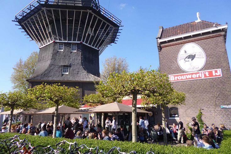 Tip - Best Terraces Amsterdam east