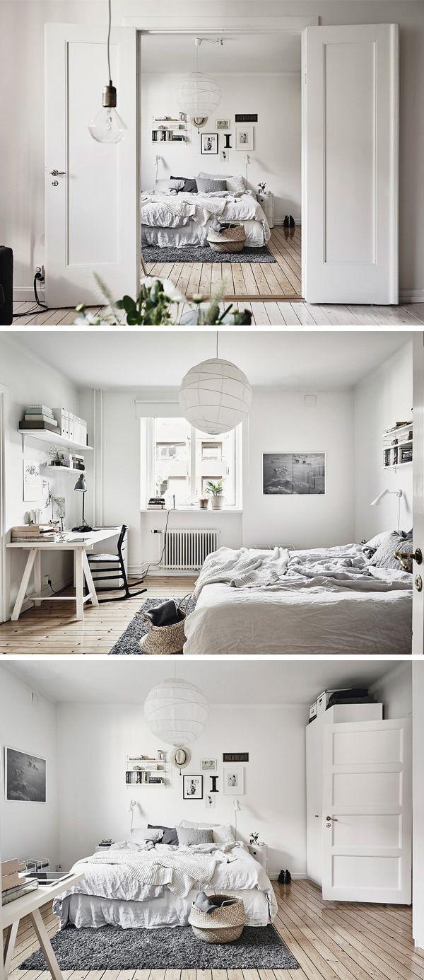 Simple desk, paint black