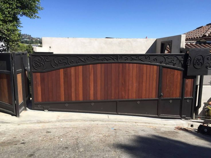 21 best mulholland security gates images on pinterest Best home security los angeles