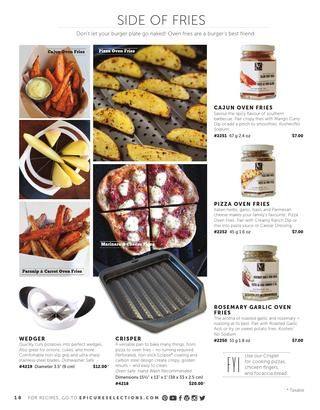 ISSUU - Summer Lovin' - Epicure Selections Spring & Summer Catalogue 2014 by Epicure Selections