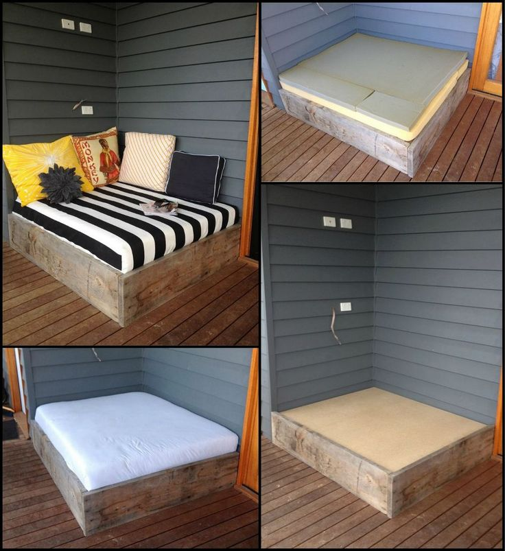 65 best day beds images on pinterest day bed daybed and for Building a swing set from scratch