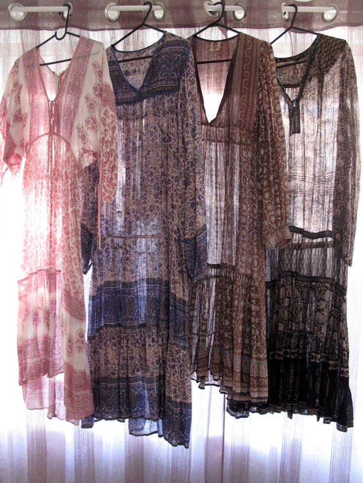 :: MY FAV VINTAGE INDIAN DRESSES :: photo: A+V ( ART + VINTAGE )