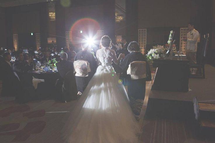 【結婚式レポ・披露宴編】テーマカラーはグリーン!最高の思い出となった笑顔溢れる結婚式♡