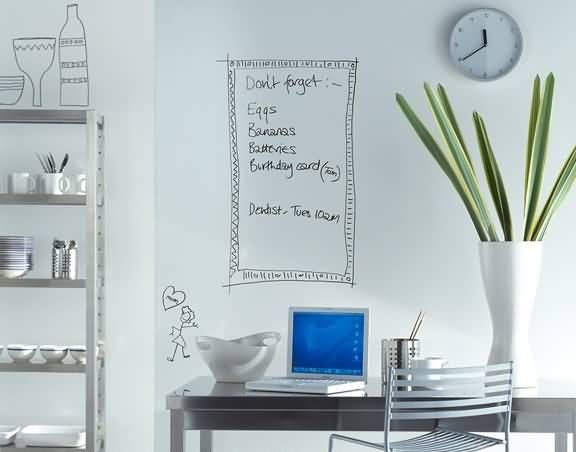Write On/Wipe Off. #DryErase #Muraspec
