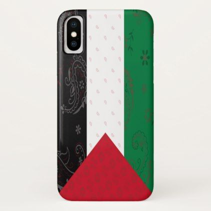 Palestine Flag Phone Case - trendy gifts cool gift ideas customize