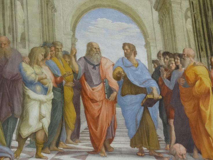 Scuola di Atene - Raffaello - Musei Vaticani