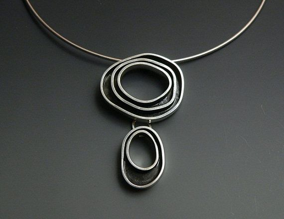 98 best other jewelry images on pinterest jewelry ideas handmade organic shape pendant by dbaatetsy on etsy 45000 aloadofball Image collections