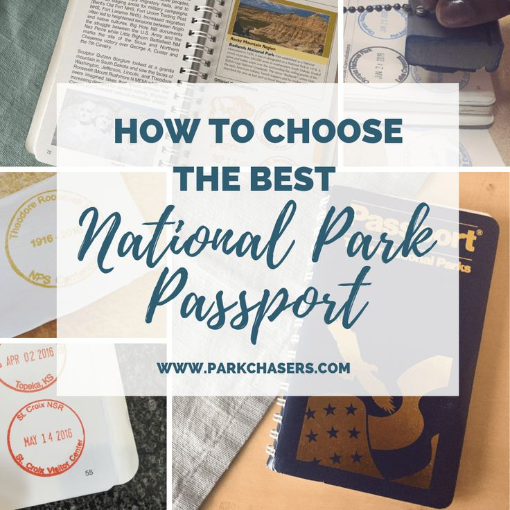 How to Choose the Best National Park Passport for Your Adventures – Park Chasers