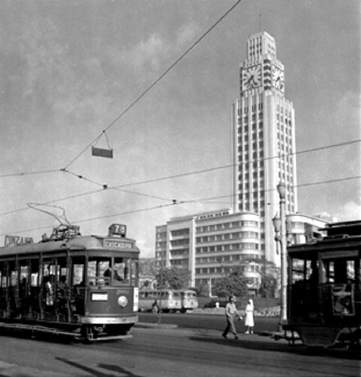 Rio de Janeiro anos 40.  (Google)