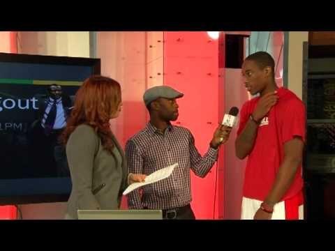 Raptors Media Day: DeMar DeRozan