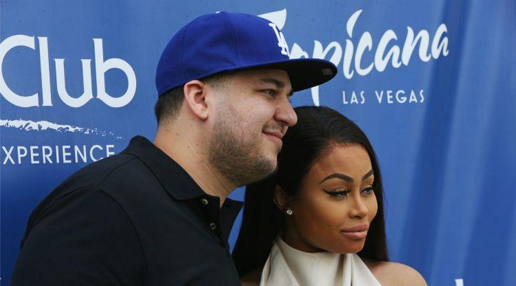 Rob Says Baby Dream Is An 'Exact Copy' Of Robert Kardashian, Sr. (PHOTO) #Entertainment #News