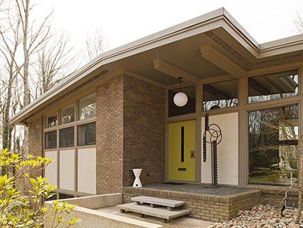 67 best mid century homes images on Pinterest Mid century house