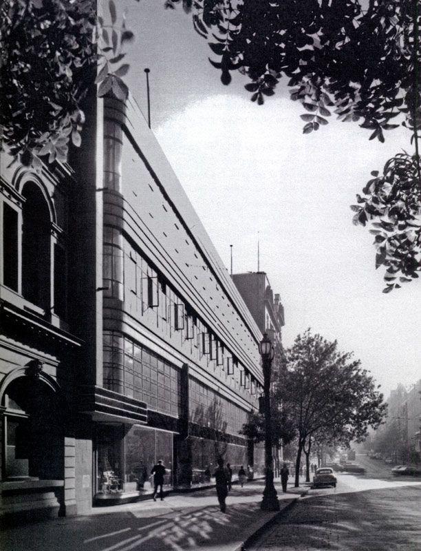 Collins St 1950s