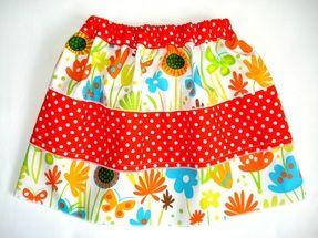 Tiered Skirt - NZD$25.00