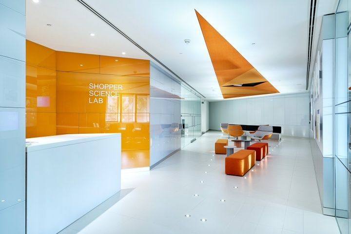 GlaxoSmithKline Human Performance Lab by Pope Wainwright London GlaxoSmithKline Shopper Science Lab by Pope Wainwright, London