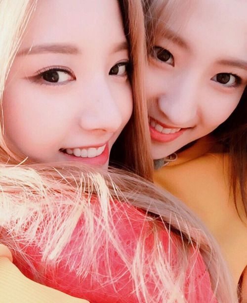 WJSN - Bona 보나 & EunSeo 은서 #2YEON #우주소녀 #2연 #은보