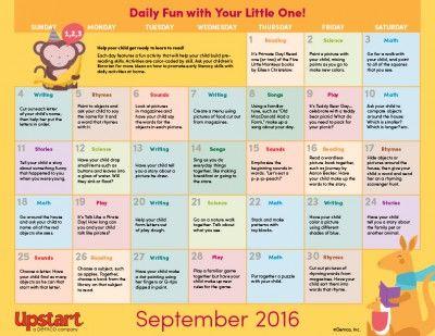 The  Best  September Calendar Ideas On