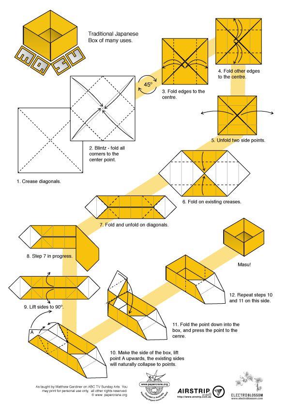 Como hacer una caja de papel | Osofete Colorete