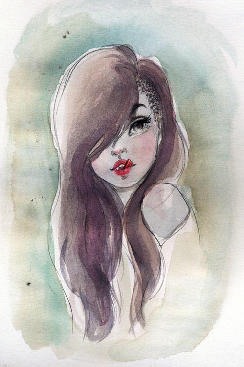 Marceline the vampire queen #swaggetoutart