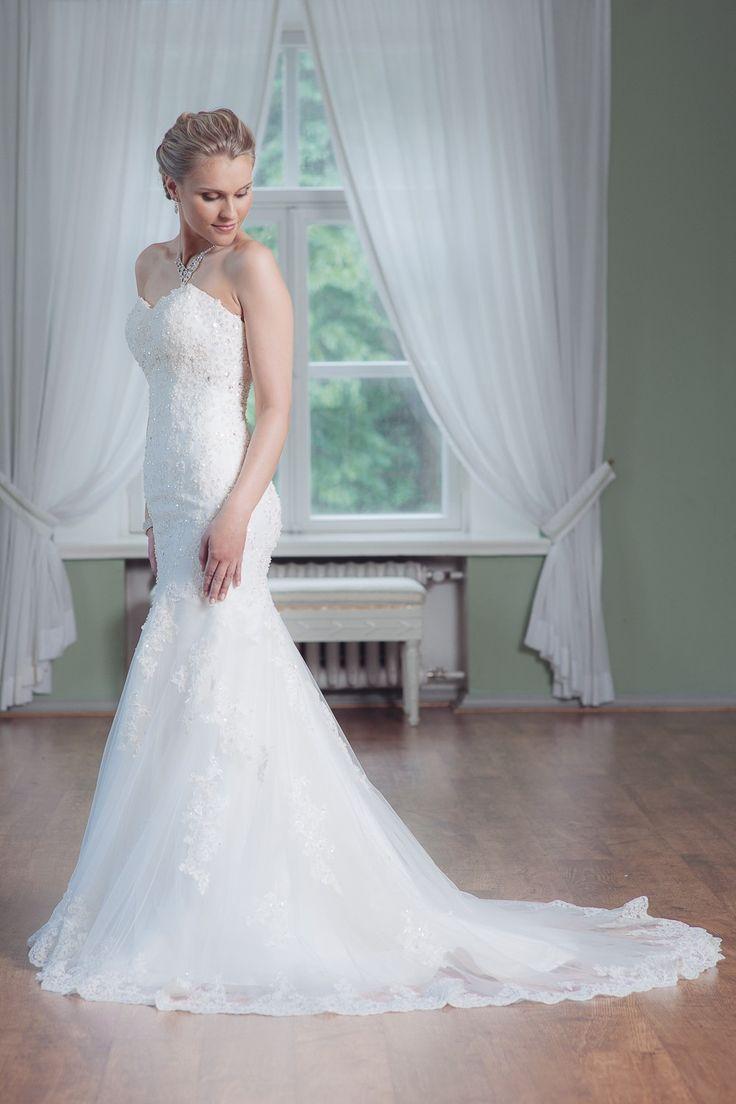 Mecco wedding dress MW10074