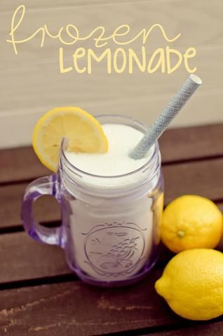 How Using A Frozen Drink Machine To Make Lemonade Increases Your Profits Exponentially