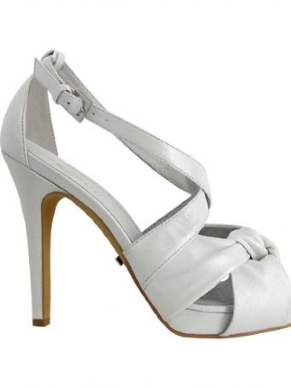 Pantofi mireasa Menbur 4959