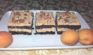 Retete cu margareta cismasiu: Prajitura cu ciocolata si  mousse de caise