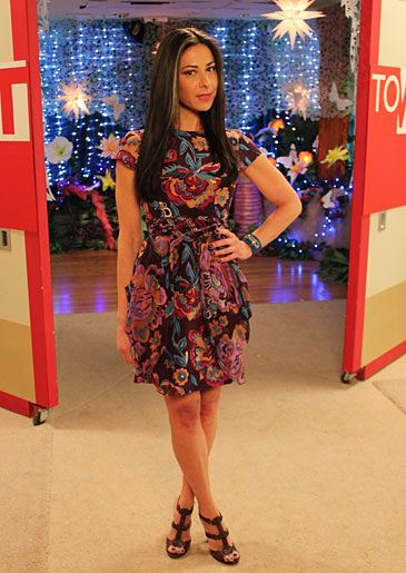 Stacy's Closet: Season 9, Episode Frances: What Not To Wear: TLC>>>So loving this floral dress.