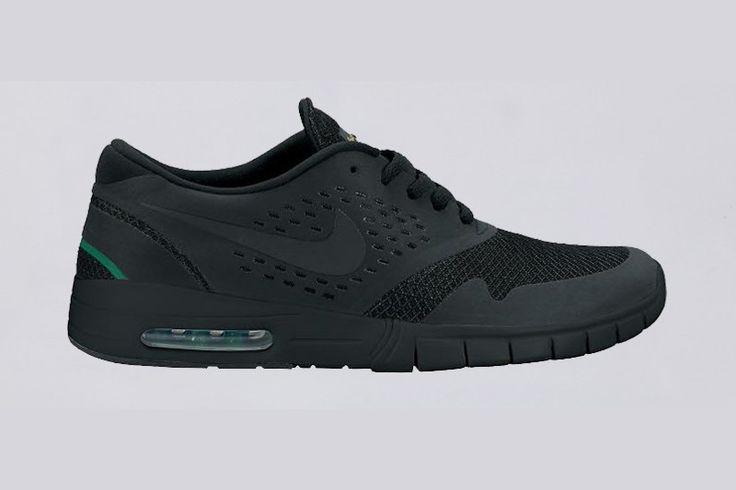 Nike SB Janoski Max Koston 2 Max 'Black' Pack