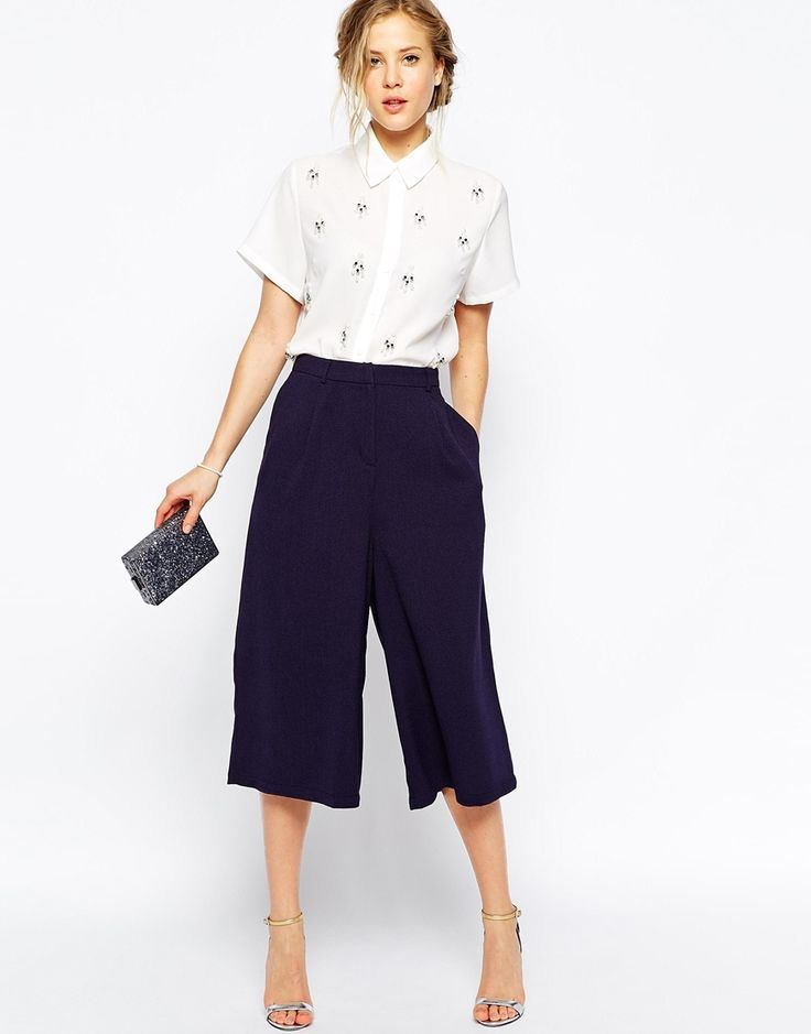 Image 1 of True Decadence Culottes