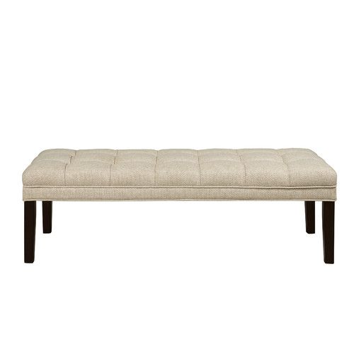 Found it at Joss & Main - Penny Tufted Bench