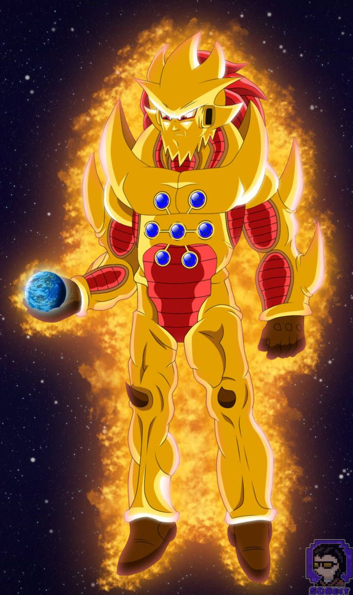 a7896f606f09eb Omega Super Shenron by SD8bit