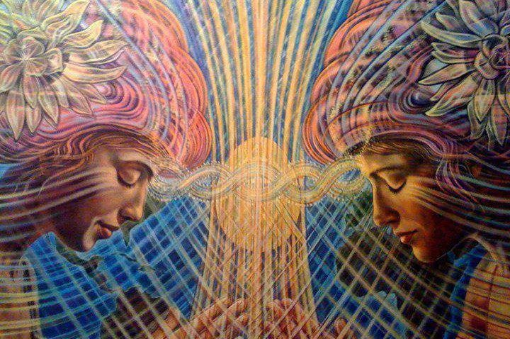 Love Alex Grey